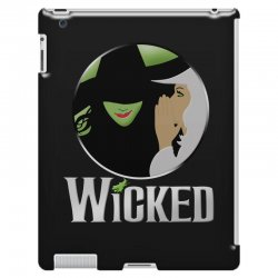 broadway musical wicked iPad 3 and 4 Case | Artistshot