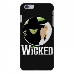 broadway musical wicked iPhone 6 Plus/6s Plus Case | Artistshot