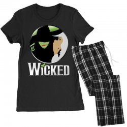 broadway musical wicked Women's Pajamas Set | Artistshot