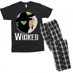 broadway musical wicked Men's T-shirt Pajama Set | Artistshot