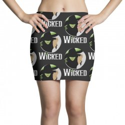 broadway musical wicked Mini Skirts | Artistshot