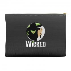 broadway musical wicked Accessory Pouches | Artistshot
