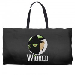 broadway musical wicked Weekender Totes | Artistshot