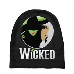 broadway musical wicked Baby Beanies | Artistshot
