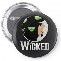 broadway musical wicked Pin-back button | Artistshot