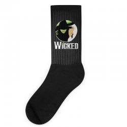 broadway musical wicked Socks | Artistshot