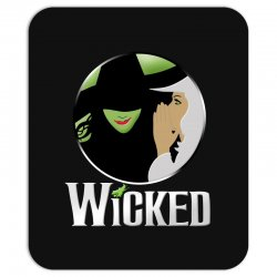 broadway musical wicked Mousepad | Artistshot