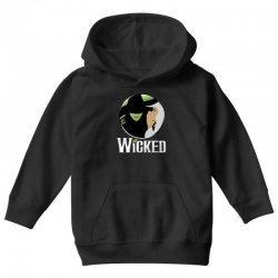 broadway musical wicked Youth Hoodie | Artistshot