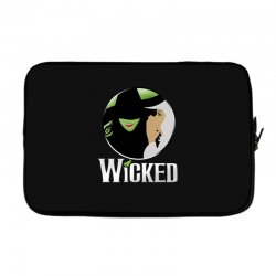 broadway musical wicked Laptop sleeve | Artistshot