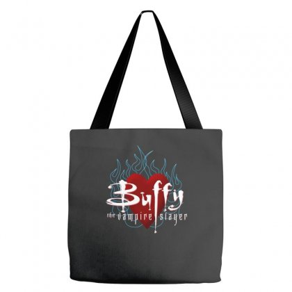 Buffy The Vampire Slayer Tote Bags Designed By Ewanhunt