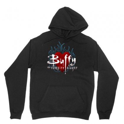 Buffy The Vampire Slayer Unisex Hoodie Designed By Ewanhunt