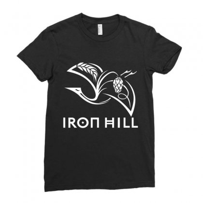 Iron Hill Brewery Ladies Fitted T-shirt
