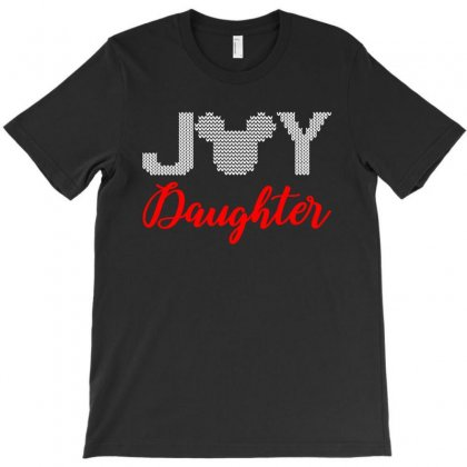 Joy Daughter For Dark T-shirt Designed By Nurbetulk