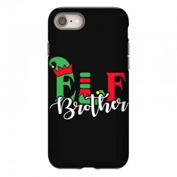 elf brother christmas family matching iPhone 8 Case   Artistshot