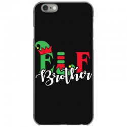 elf brother christmas family matching iPhone 6/6s Case   Artistshot