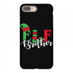 elf brother christmas family matching iPhone 8 Plus Case   Artistshot
