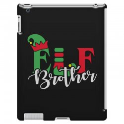 elf brother christmas family matching iPad 3 and 4 Case   Artistshot