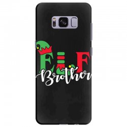 elf brother christmas family matching Samsung Galaxy S8 Plus Case   Artistshot