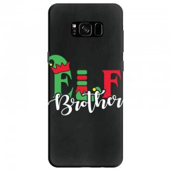 elf brother christmas family matching Samsung Galaxy S8 Case   Artistshot