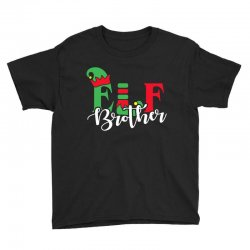 elf brother christmas family matching Youth Tee   Artistshot