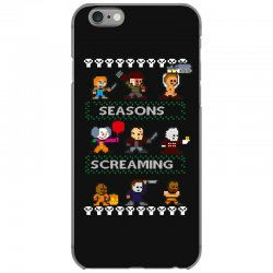 neatoshop seasons screamings ugly christmas iPhone 6/6s Case | Artistshot