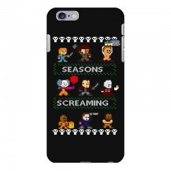 neatoshop seasons screamings ugly christmas iPhone 6 Plus/6s Plus Case | Artistshot