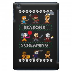 neatoshop seasons screamings ugly christmas iPad Mini Case | Artistshot