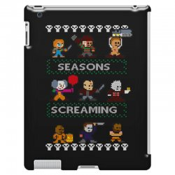 neatoshop seasons screamings ugly christmas iPad 3 and 4 Case | Artistshot