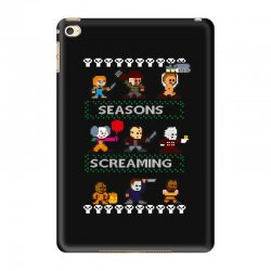 neatoshop seasons screamings ugly christmas iPad Mini 4 Case | Artistshot