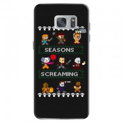 neatoshop seasons screamings ugly christmas Samsung Galaxy S7 Case | Artistshot