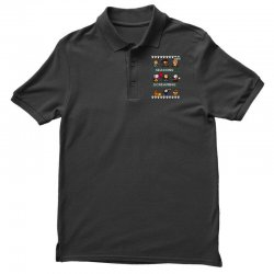 neatoshop seasons screamings ugly christmas Polo Shirt | Artistshot