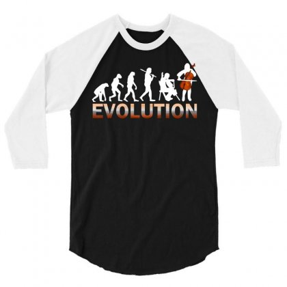 Cello Evolution 3/4 Sleeve Shirt Designed By Luisother