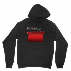 interpol turn on the bright lights Unisex Hoodie | Artistshot