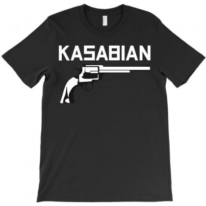 Kasabian River T-shirt Designed By Luisother