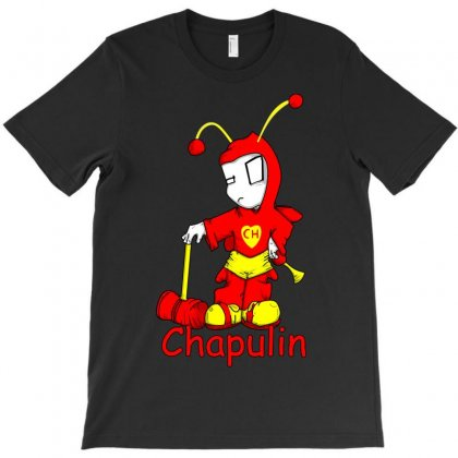 El Chapulín T-shirt Designed By Luisother