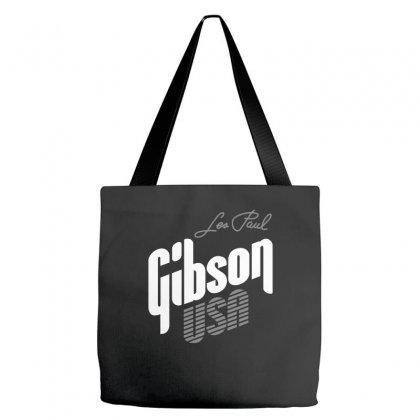 Gibson Les Paul Tote Bags Designed By Luisother