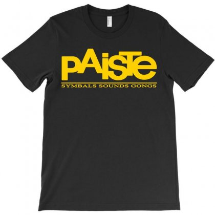 Paiste Cymbals T-shirt Designed By Luisother