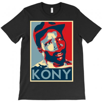 Kony Famous T-shirt Designed By Luisother