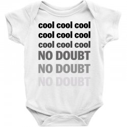Cool Cool No Doubt For Light Baby Bodysuit Designed By Sengul