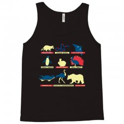 animals of the world limited edition tri blend Tank Top | Artistshot