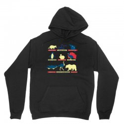 animals of the world limited edition tri blend Unisex Hoodie | Artistshot