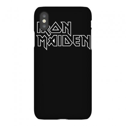 Iron Maiden Metal Rock Band Music Tee Party Gift Iphonex Case Designed By Mdk Art