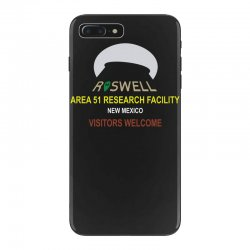 funny alien conspiracy theory roswell area 51 iPhone 7 Plus Case | Artistshot