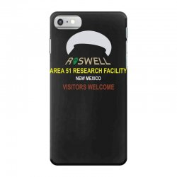 funny alien conspiracy theory roswell area 51 iPhone 7 Case | Artistshot