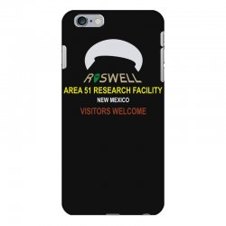 funny alien conspiracy theory roswell area 51 iPhone 6 Plus/6s Plus Case | Artistshot