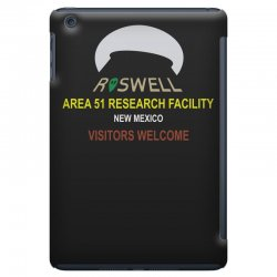 funny alien conspiracy theory roswell area 51 iPad Mini Case | Artistshot