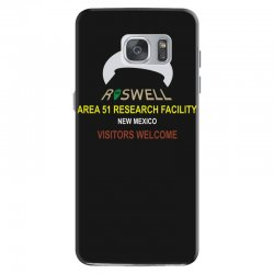 funny alien conspiracy theory roswell area 51 Samsung Galaxy S7 Case | Artistshot