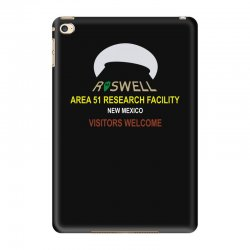 funny alien conspiracy theory roswell area 51 iPad Mini 4 Case | Artistshot