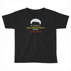 funny alien conspiracy theory roswell area 51 Toddler T-shirt | Artistshot