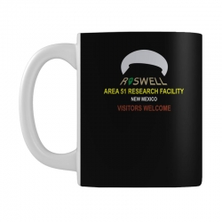 funny alien conspiracy theory roswell area 51 Mug | Artistshot